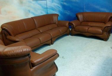 二手品皮沙发出售,尚典中古家具(二手家具)~欧式古典