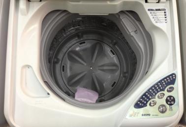 三洋洗衣机更换离合器图解