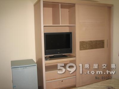 电视柜衣柜一体效果图