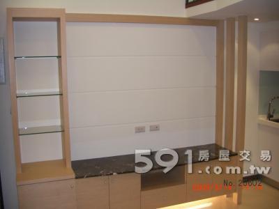 电视墙及电视柜