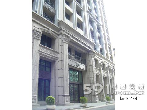 三层半楼房两间两房外表设计图-大楼外观-三辉墨宝精品两房小豪宅